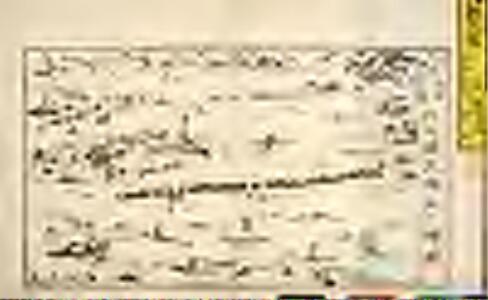 大日本三景丹後国天橋立絵図並に文殊天橋立略縁起