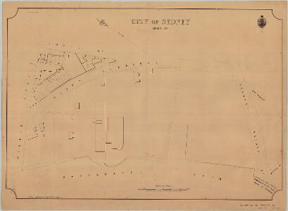 City of Sydney, Sheet G3, 1888