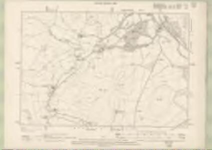 Selkirkshire Sheet III.SE - OS 6 Inch map