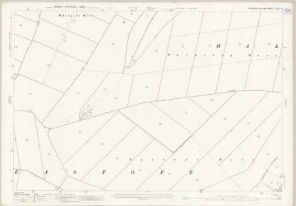 Yorkshire CCLIII.14 (includes: Adlingfleet; Eastoft; Eastoft; Ousefleet; Reedness; Whitgift) - 25 Inch Map