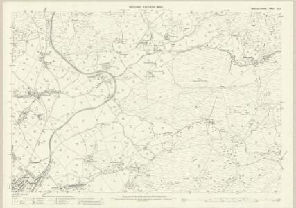 Merionethshire XII.2 (includes: Ffestiniog) - 25 Inch Map