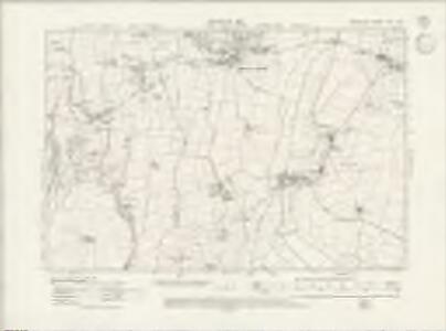 Lancashire XXII.NW - OS Six-Inch Map