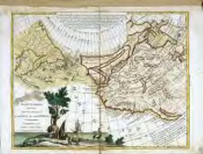 Nuove scoperte de'russi al nord del mare del Sud sí nell'Asia, che nell'America