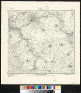 Meßtischblatt 3276 : Limburg, 1907