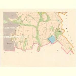 Hirschfeld - c5991-2-005 - Kaiserpflichtexemplar der Landkarten des stabilen Katasters