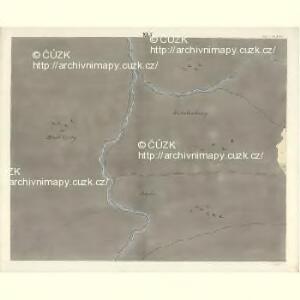 Ostrawitz - m2189-1-037 - Kaiserpflichtexemplar der Landkarten des stabilen Katasters