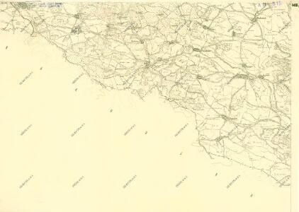 III. vojenské mapování 4455/1