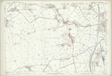 Gloucestershire LXXVI.5 (includes: Bristol) - 25 Inch Map