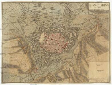 Plan de Mons
