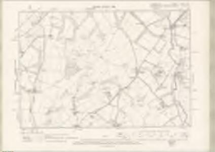 Lanarkshire Sheet XXVIII.NW - OS 6 Inch map
