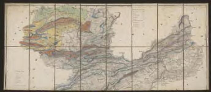 Carte des Cantons Solothurn