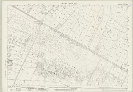 Somerset LI.4 (includes: Meare; Shapwick) - 25 Inch Map