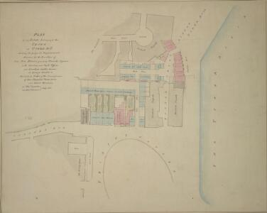 PLAN of an Estate belonging to the CROWN at TOWER HILL