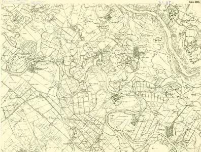 III. vojenské mapování 4859/3
