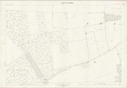 Norfolk LIX.9 (includes: Beachamwell; Swaffham) - 25 Inch Map