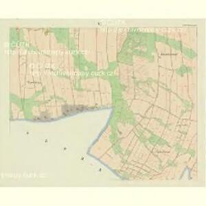Grulich - c3491-1-005 - Kaiserpflichtexemplar der Landkarten des stabilen Katasters