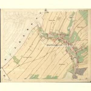 Oberbaumgarten - c2117-1-003 - Kaiserpflichtexemplar der Landkarten des stabilen Katasters