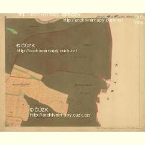 Landschau - m1467-1-004 - Kaiserpflichtexemplar der Landkarten des stabilen Katasters