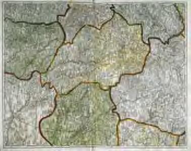 Karte vom Kriegestheater der vereinigten preussischen und östreichischen Armeen in Frankreich in VI. Blättern, [Blatt 8 und 11]
