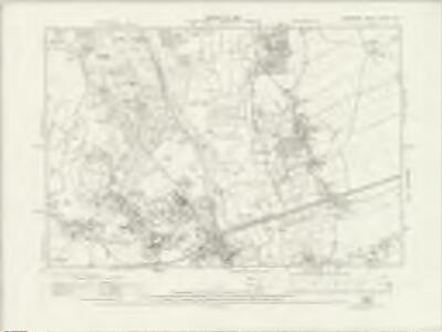 Hampshire & Isle of Wight LXXXVI.NE - OS Six-Inch Map