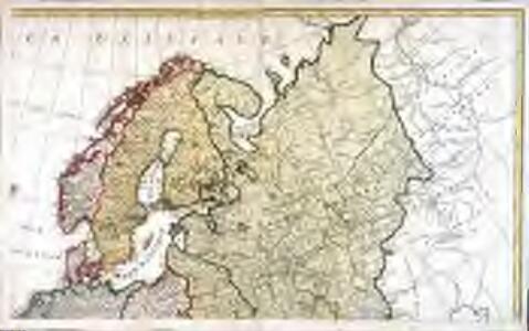 Carte generale de toute l'Europe, 2