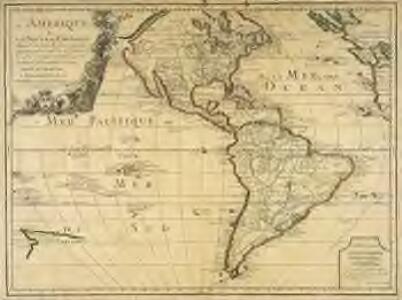L'Amerique ou le Nouveau Continent