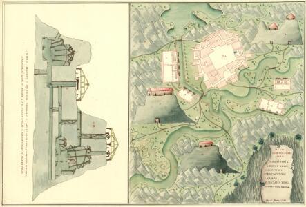 Plan von Folsi Bania