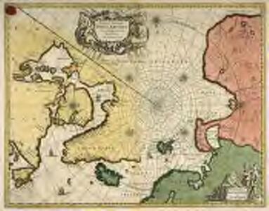 Nova et accvrata poli arctici et terrarum circum iacentium descriptio