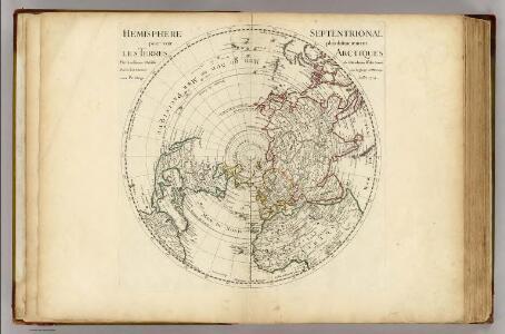 Hemisphere Septentrional.