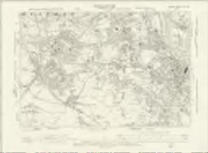 Surrey VIII.SW - OS Six-Inch Map