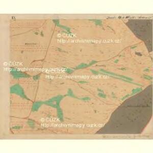 Schiltern - m3059-1-009 - Kaiserpflichtexemplar der Landkarten des stabilen Katasters