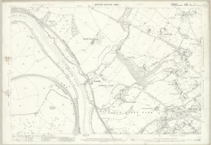 Somerset III.9 (includes: Abbots Leigh; Bristol) - 25 Inch Map