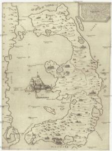 Vogliono alcuni che l'Isola di Corfú fosse prima da Sisifo latrone figliolo di Eolo habitata, et domandata da lui Corcira