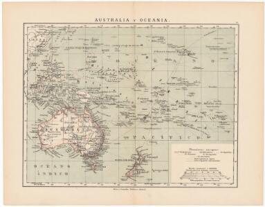 Australia y Oceania