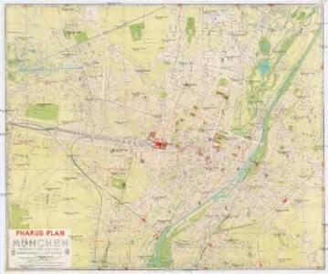 Pharus-Plan München