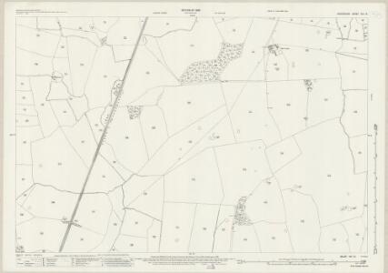 Shropshire XIV.12 (includes: Prees; Wem Rural) - 25 Inch Map