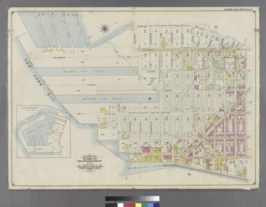 Part of Ward 12. Land Map Section, No. 2, Volume 1, Brooklyn Borough, New York City.
