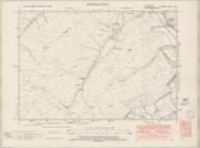 Perth and Clackmannan Sheet CXXVII.SE - OS 6 Inch map