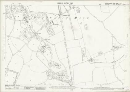 Buckinghamshire XLIX.13 (includes: Denham; Uxbridge) - 25 Inch Map