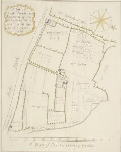 A Survey of Upton Farm in the Parish of Paddington in the County of Middlesex