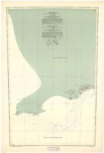Spesielle kart nr 84j: Kart over
