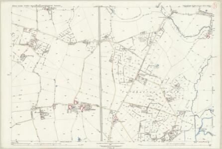 Shropshire XXIX.4 (includes: Bolas Magna; Ercall Magna; Hodnet; Waters Upton) - 25 Inch Map