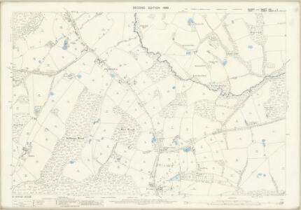 Sussex XXX.3 (includes: Etchingham; Hawkhurst; Salehurst) - 25 Inch Map