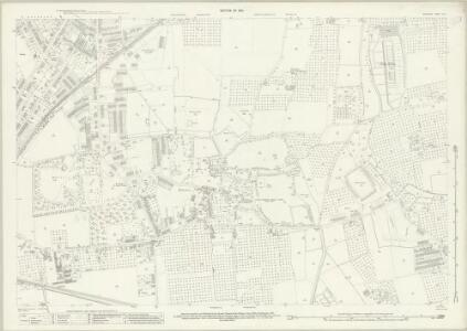 Middlesex XX.11 (includes: Heston and Isleworth; Twickenham St Mary The Virgin) - 25 Inch Map