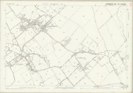 Buckinghamshire XXIX.11 & 15 (includes: Drayton Beauchamp; Marsworth; Puttenham; Tring Rural) - 25 Inch Map