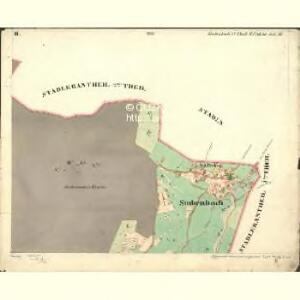 Stubenbach I. Theil - c6088-1-002 - Kaiserpflichtexemplar der Landkarten des stabilen Katasters