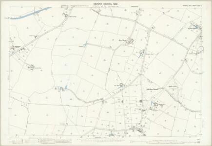Sussex LXXIII.2 (includes: Appledram; Birdham; Donnington; Hunston; North Mundham; Sidlesham) - 25 Inch Map