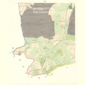 Policzna - m2353-1-007 - Kaiserpflichtexemplar der Landkarten des stabilen Katasters