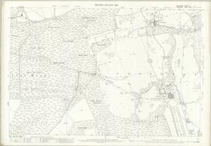 Wiltshire LI.9 (includes: Corsley; Horningsham; Selwood) - 25 Inch Map