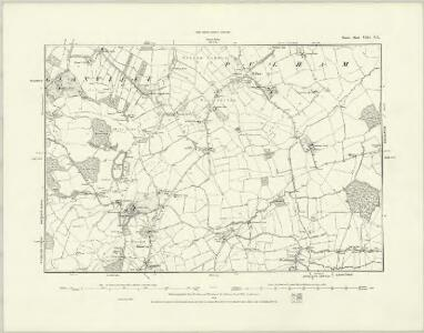 Dorset XXII.NW - OS Six-Inch Map